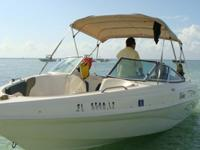 2001 RINKER 212 Captiva runabout in excellent