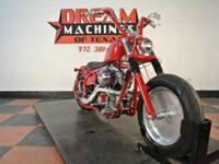 YOU ARE LOOKING AT A 2006 BOURGETS BIKE WORKS DRAGON