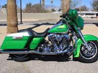 Check out this Super Nice Custom Painted 2008 Harley