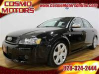 2004 AUDI S4!!!.. 4.2L V-8... 6-SPEED MANUAL