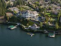 The Spokane River's Finest Estate - this waterfront