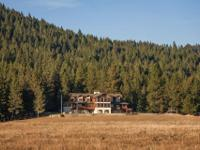 POWDERHORN BAY 800 ACRE CATTLE RANCH - Reminds you of