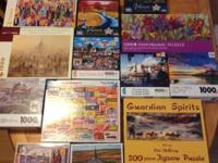 $200 value for half the price! 3 Mega Puzzles puzzles
