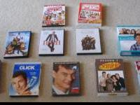 Buyer will get to choose from 13 dvds...$15 each OR