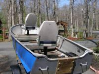 You can buy simply the boat with motor, battery and
