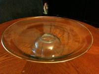 """13"""" diameter Cake Display Gold plated rim. $40 Call  or"""