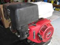 13 hp Honda horizontal shaft engine model GX390 - (Englewood) for