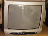 13 inch color tv, would be good for kids room or