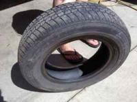 I have for sale a set of (4) 13 inch tires. They are