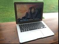 "For sale is a mid-2012 13"" Apple MacBook Air with an"