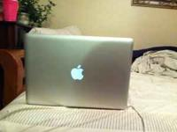 "I'm selling my Macbook 13"" in excellent condition. It's"
