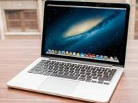 Selling my 13 inch macbook pro in good condition with