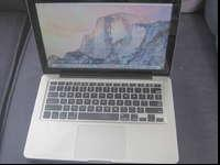 I AM SELLING MY MACBOOK PRO MID 2012. VERY FAST LOOK AT