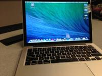 Selling my almost brand new, two month old, macbook