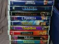 13 vhs disney movies purchase 2 or more of my posts and