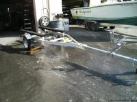 2013 NEW ALL AMERICAN BOAT TRAILER  FOR A 13'