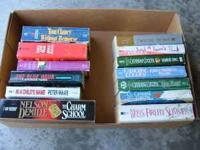 Here are 13 paperback fiction books. Several Catherine