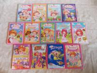 "I have 13 ""Strawberry Shortcake"" DVDs for sale. I am"