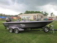 2013 Tuffy 2100 DS Osprey rigged with Mercury 250 Pro