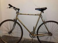 This is a nice converted single-speed bike suitable for