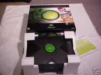 XBOX STILL IN ORIGINAL BOX USED VERY LITTLE,COMPLETE