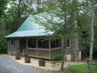 Like new 2BR/2BA cottage in the Blowing Rock city