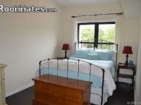 Beautiful private bedroom for rent w/ queen size bed,