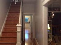 Large private 2-room suite in calm, classic row house.