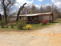 For Sale 16x70 Franklin Mobile Home on 1 acre(+-).