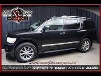 Made use of 2010 Infiniti QX56 4WD BLACK w/Blk