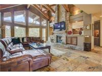 Serene forested location without the drive to the