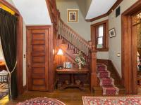 Immaculately restored Victorian row house in one of the