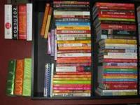 Collection of 130 great cookbooks, most books are new,