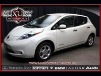 Used 2012 Nissan Leaf SL As Low as 1.9 % *. Stk Number: