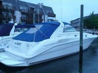 1996 Sea Ray 45 SUNDANCER PRICE REDUUCED !! CUSTOMER