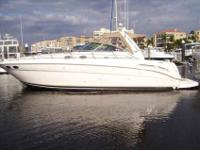 2002 Sea Ray 38 SUNDANCER Bring all offers. Owner wants