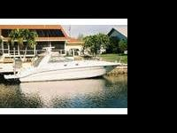 The Sea Ray 400 Sundancer is a big cruiser with the