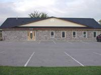 3306 Mindi Lane.  Office building with large open area,