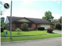 3 Bd 2 Ba Brick home on 400 THOMPSON, LAFAYETTE,