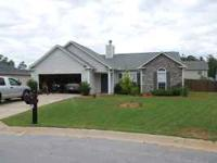 Great house in Shelton Woods 3 Bedroom 2 bath. Fenced