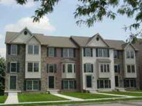 Three Story townhome located in Hanover School District