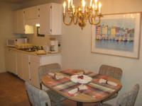 Privately owned, fully furnished, tastefully decorated