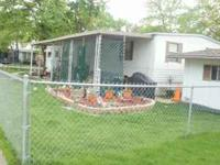 3 bedrooms 2 full bathrooms doublewide mobile home on a