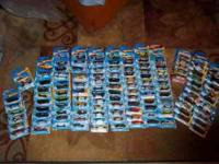 For sale I have 135 Hot Wheels for sale and am asking