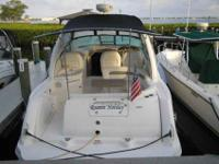 2007 Sea Ray 340 SUNDANCER NEW LISTING. The 340