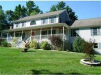 Lovely 4BR, 2 1/2 Bath Colonial. Private 2.5 Acre