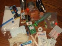 We have designed a Compact Survival Kit to help you be