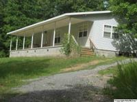 Nice home on 68+/- acres. All Appliances, Fridge, gas