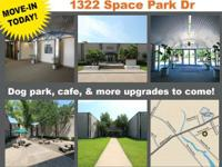 1322 Room Theme parks across the street from NASA and
