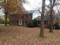 4 bedroom 2 story brick home - with 63.97 acres -